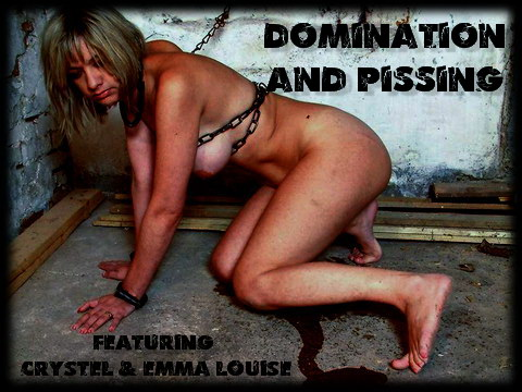 Domination And Pissing